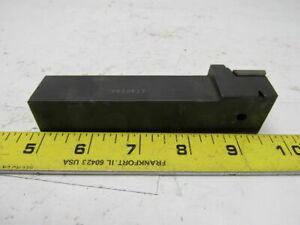 Valenite Gpl 2525 22 Indexable Lathe Tool Holder 1 Square Shank Usa