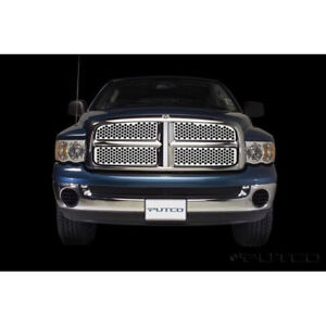 Putco Stainless Steel Honeycomb Grille Insert For 2003 2005 Dodge Ram 2500 3500