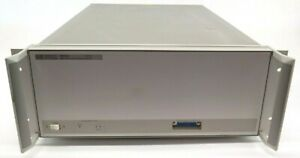 Agilent Hp 83622a 2 20 Ghz 8360 Series Synthesized Sweeper Opt 001 003 004 008