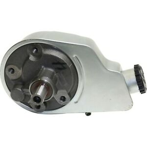 Power Steering Pump For 99 2013 Chevrolet Silverado 1500 W Reservoir