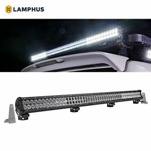 Lamphus Cruizer 44 288w Spot flood Off Road Led Light Bar Trucks Roof