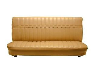 Chevy Pickup Standard Cab Bench Seat Upholstery 1973 1980 Made In The U S A