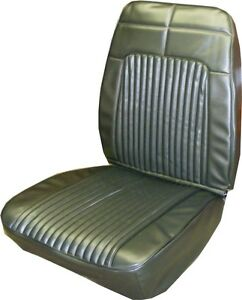 1969 Dodge Coronet R T 500 Super Bee Front Rear Seat Covers Pui