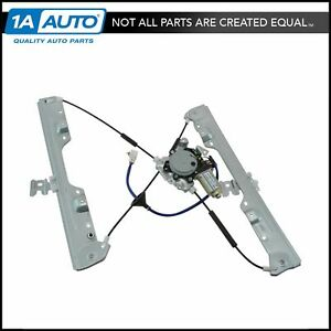 New Power Window Lift Regulator W Motor Lh Driver Side Front For Nissan Murano
