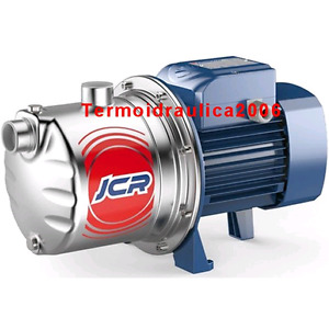 Self Priming Jet Electric Water Pump Jcrm2c 1hp 240v Pedrollo Jcr Z2