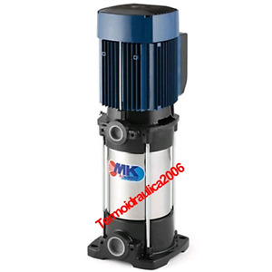 Vertical Multi Stage Electric Water Pump Mk 3 4 1hp 400v Pedrollo Z2