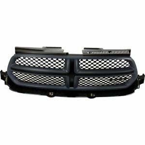 Grille For 2011 2013 Dodge Durango Paint To Match Plastic