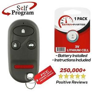 For 1998 1999 2000 2001 2002 Honda Accord Keyless Entry Remote Key Fob