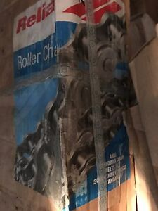 Reliamark 100r Chain 10ft X2 New With Free 10 Master Links And 8 Offset Links