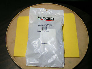 Ridgid Floor Drain Cleaner Foot Switch Assy Ridgid Part 37967 New In Sealed