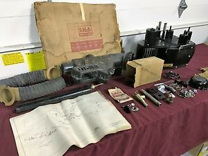 Nos 61 64 Ford Truck Deluxe Heater Defrost Kit C1tz 18455 a F100 F250 F350