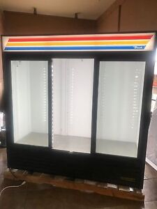 new True Gdm 69 ld Glass Door Merchandisers 33 Degree F To 38 Degree F