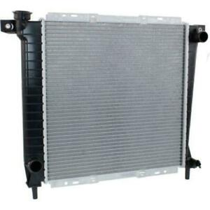 1985 1990 For Ford Bronco Ii Radiator Manual Transmission