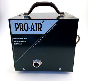 Pro air Supplied Air Respirator Systems