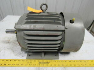 Us Motors 7 1 2hp Electric Motor 460v 3500rpm 215 Frame