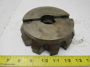 Ingersoll 3037204 b V max 6 indexable Rh Face Mill Milling Cutter 1 5 arbor