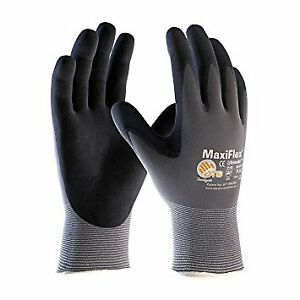 Maxiflex Atg 34 874 xl Extra Large Work Gloves 12 pack