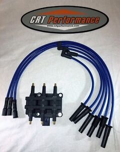 2007 2011 Jeep Wrangler Unlimited Blue 3 8l Ignition Tune Up Powerboost Kit