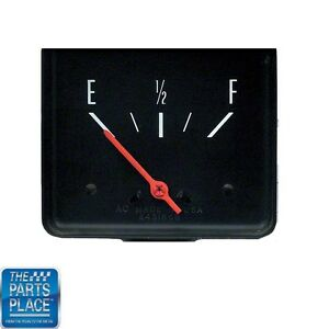 1969 74 Nova Chevy Ii In dash Fuel Gauge Without Console Gauge