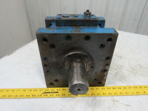 Rotac Hydraulic Rotary Actuator 2 1 2 Shaft 1000psi