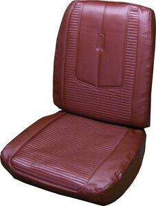 1967 Dodge Dart Gt Front Buckets Seat Covers Pui