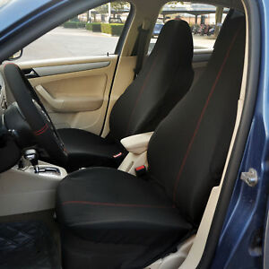 12pcs Car Seat Cover Cushion Universal Chair Steering Wheel Comfort Polyester