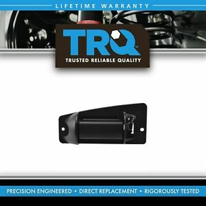 Trq Metal Extended Cab 3rd Third Side Door Handle Driver Left Lh For Chevy Truck