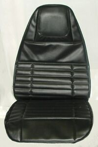1972 Plymouth Duster 340 Demon Front Bucket Rear Seat Covers Pui