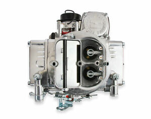 Holley 0 80457sa 600 Cfm Classic Holley Carburetor