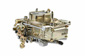 Holley 0 8007 390 Cfm Classic Holley Carburetor