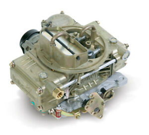 Holley 0 80492 600 Cfm Marine Carburetor