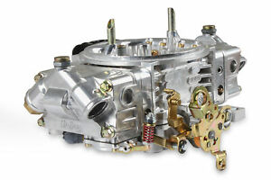 Holley 0 82750sa 750 Cfm Aluminum Street Hp Carburetor