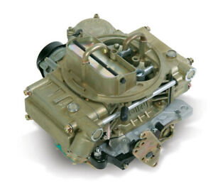 Holley 0 80319 1 600 Cfm Marine Carburetor