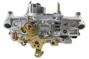 Holley 0 4778sa 700 Cfm Aluminum Double Pumper Carburetor
