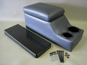 2006 2016 Impala 9c1 Police Deluxe Black Center Console With Mounting Kit