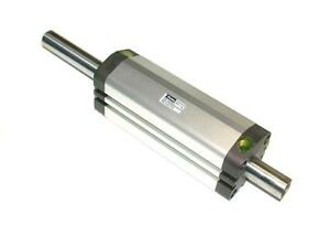 New Parker P1m040ckbc3n125125 00 Double Shafted Pneumatic Air Cylinder