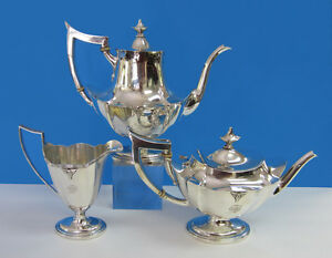 1920 West Point Us Military Academy Gorham Sterling Silver Coffee