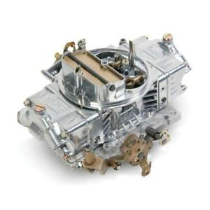 Holley Carburetor 0 80572s 4150 700 Cfm 4 Barrel Mechanical Secondary Polished