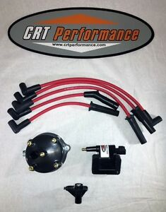 Jeep Tj Xj 2 5l 4cyl Ignition Tune Up Upgrade Kit Wrangler Cherokee 1998 2001