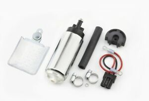 Holley 12 941 255 Lph In Tank Fuel Pump Kit