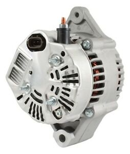 New 12 Volt Alternator For Toyota Lift Truck 7fd15 7fd18 2z Engine 1998 on