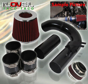 Hi Flo Bypass Valve Cold Air Intake Induction Jdm Kit For 00 05 Dodge Neon Sohc