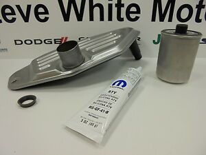 99 16 Chrysler Dodge Jeep New 2wd Transmission Filter Sealant Package Mopar