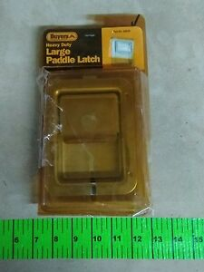 Buyers Products Heavy Duty Large Paddle Latch