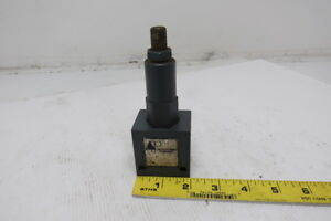 Delta Power Company 85005017 Hydraulic Cartridge Relief Valve 3 8 Ports