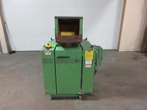 10 X 12 Rapid Granulator Model 1012k 15 Hp