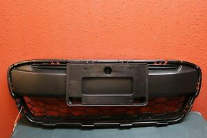 2012 2013 Honda Civic Coupe Front Lower Grille