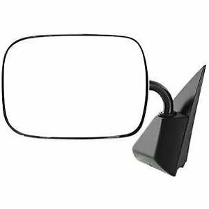 Mirror New Left Hand For Chevy Suburban Driver Side Lh Gm1320106 15697331 Tahoe