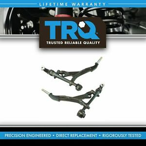 Front Lower Control Arm Assembly Lh Rh Pair For 96 00 Honda Civic New