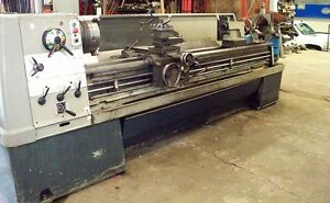 9849 Clausing Colchester 21 X 108 Toolroom Lathe